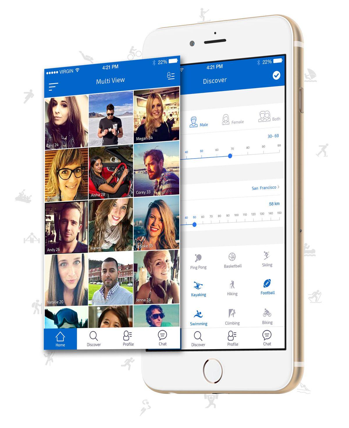 mobilny portal randkowy Rybnik