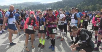 Bieg na 35 km. Fot. Krzysztof Stachura