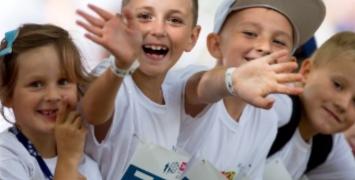 Strefa Dzieci 12 Festiwalu Biegowego zaprasza. [Szczegółowy program]