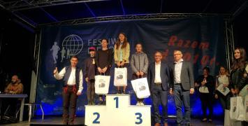 Oni, jako pierwsi, stanęli na podium 12. Festiwalu Biegowego w Piwnicznej-Zdroju