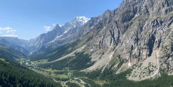 Moje biegowe marzenie: Courmayer-Champex-Chamonix oraz Martigny-Comb-Chamonix
