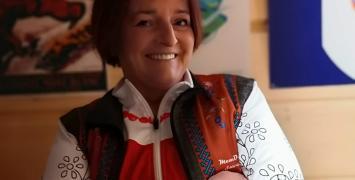 Halina Olejniczak - nowa ambasadorka #PLogging Team