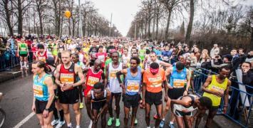 Yared Shegumo i Marcin Chabowski pobiegną w Łódź Maratonie Dbam o Zdrowie