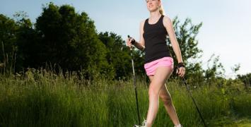 Nordic walking - rozwiązanie dla kobiet w ciąży