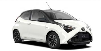 Toyota od firmy Koral to główna nagroda rzeczowa na Festiwalu Biegowym