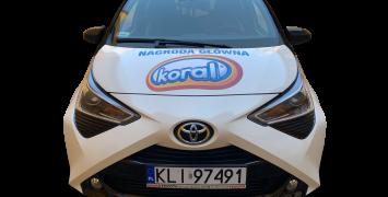 Toyota dla uczestnika 12. Festiwalu Biegowego już czeka na zwycięzcę losowania