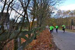 Maraton wśród Olędrów