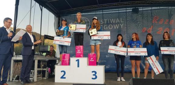 Najlepsze kobiety uhonorowane! Przebiegły 100 km