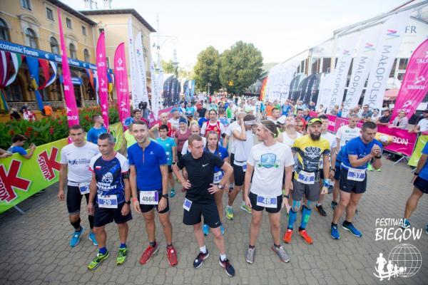 Brubeck Iron Run w Krynicy-Zdroju (7-9.9.2018)