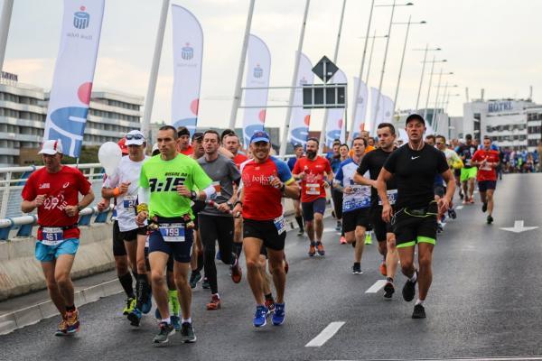 6. PKO Maraton Rzeszów / Sztafeta maratońska (7.10.2018)