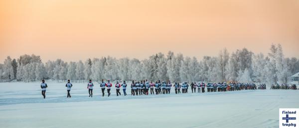 Finland Trophy – Raid Féminin w Laponii (24-28.1.2019)