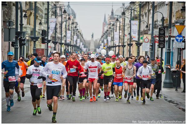 DOZ Maraton Łódzki z PZU (19.4.2015)