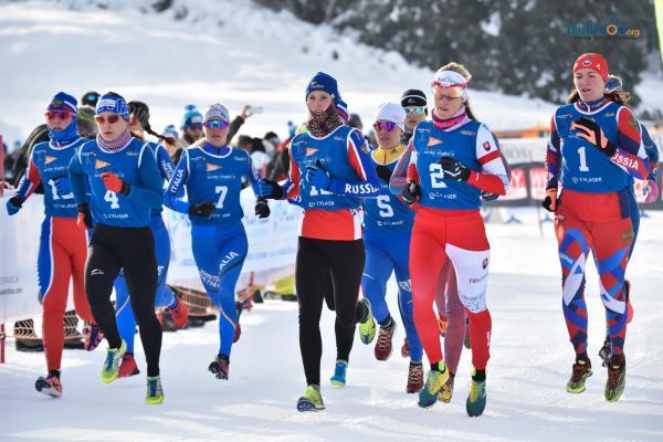 MIstrzostwa Świata w Zimowym Triathlonie w Asiago, Włochy (9-10.2.2019)
