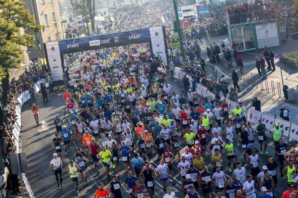 19. PKO Poznań Maraton (14.10.2018)