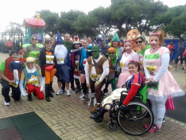 Vodafone Malta Marathon (22.2.2015)