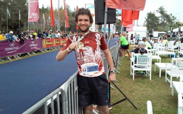Jerusalem Marathon 2015 (13.03.2015)