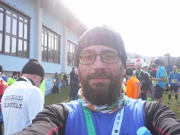 9. PANAS Półmaraton Ślężański w Sobótce (19.3.2016)