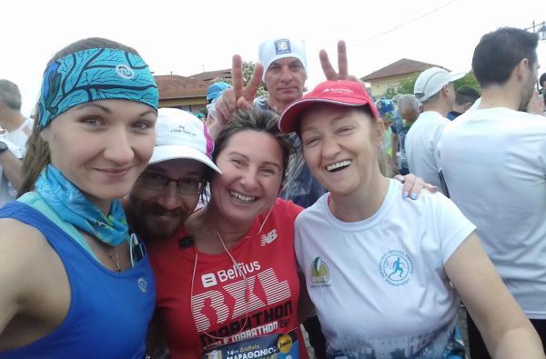International Marathon Alexander The Great w Salonikach, Grecja (14.4.2019)