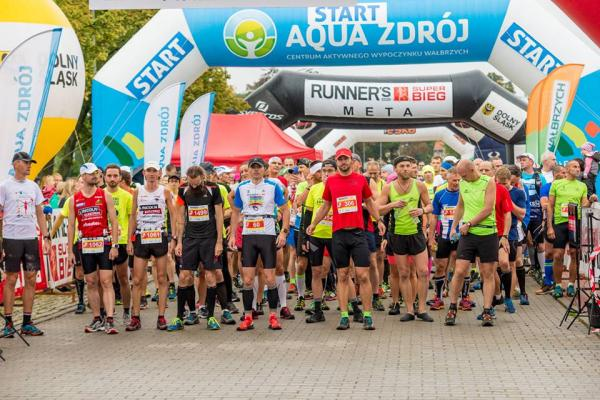 Górski Półmaraton Wałbrzych (9.9.2017)