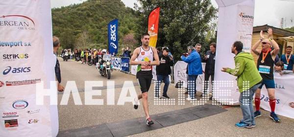 4th Olympia Marathon (1.4.2018)