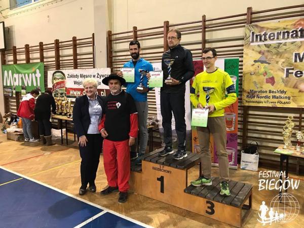 11. Maraton Beskidy w Radziechowach (3.11.2018)