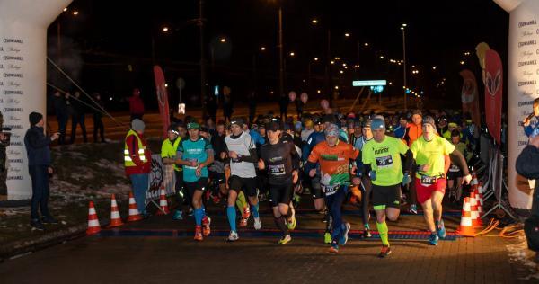 Trzecia Dycha do Maratonu Lubelskiego (2.2.2019)
