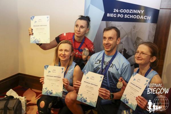 6. Everest Run w Warszawie (8-9.2.2020)