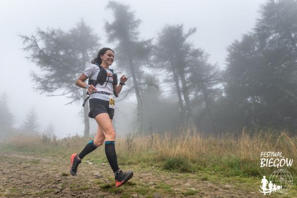 Runek Run 22 km w Krynicy-Zdroju (9.9.2018)
