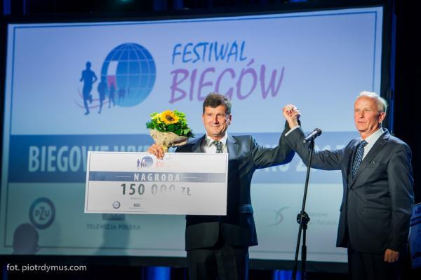 Gala 6. PZU Festiwalu Biegowego w Krynicy (11.9.2015