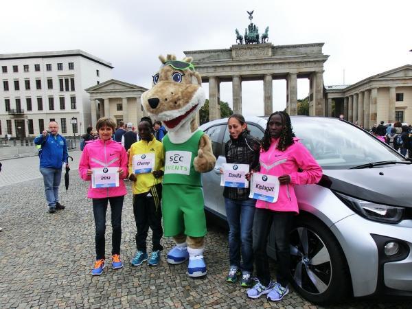 40. Berlin Maraton dzień po dniu [ZDJĘCIA]