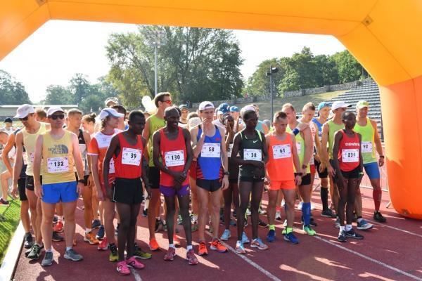 5. RAFAKO Półmaraton w Raciborzu (1.09.2019)