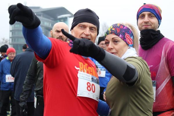 Bieg 8848 Everest - warszawski (15.02.2020)