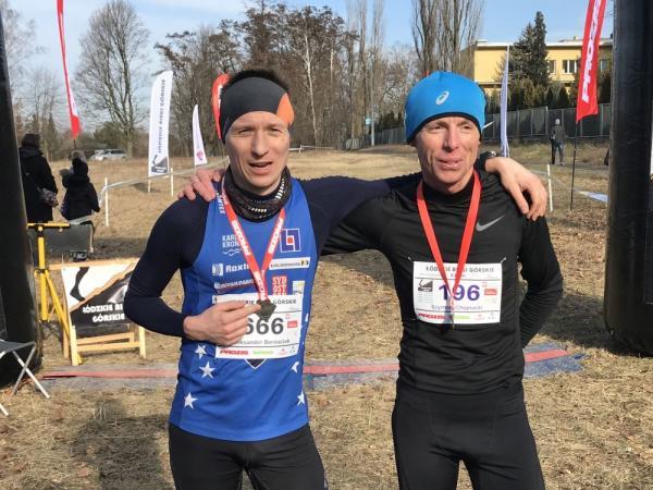 Łódzkie Biegi Górskie bieg IV (09.02.2020)