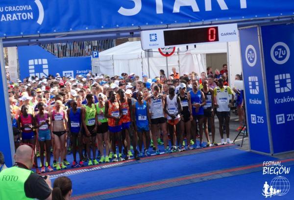 17. PZU Cracovia Maraton (22.4.2018)