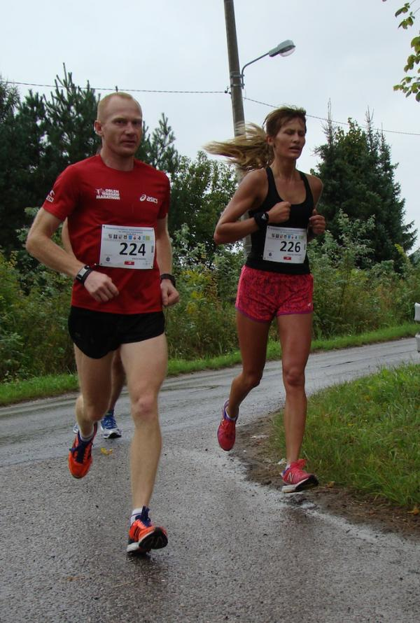 4. Półmaraton Powiatu War. Zach. im. Kusocińskiego w Błoniu (24.08.2014)