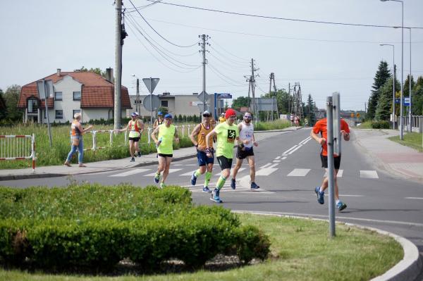 Ultramaraton 40. Rybnickich Rond (4.6.2017)