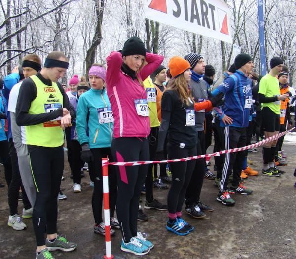 10. Bieg Wedla w Warszawie (31.1.2015)