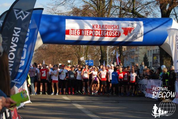 5. Krakowski Bieg Niepodległości (11.11.2018)