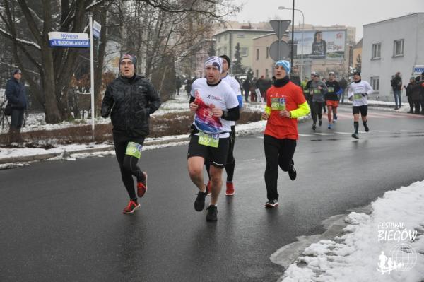 13. Bieg Barbórkowy w Rybniku (3.12.2017)