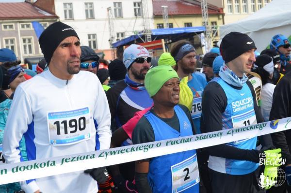 19. Półmaraton Dookoła Jeziora Żywieckiego (18.3.2018)
