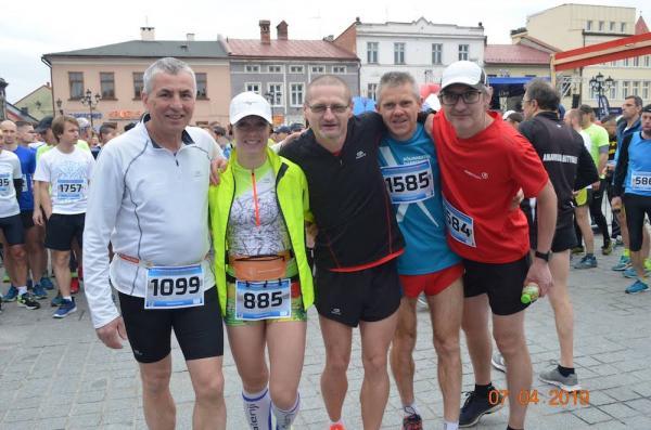 20. Półmaraton dookoła Jeziora Żywieckiego (7.4.2019)