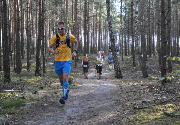 2. Ultramaraton Leśna Doba w Róży (13-14.10.2018)