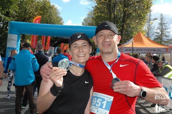 7. Szamotuły SAMSUNG Półmaraton (8.10.2017)