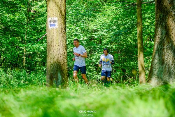 Leśne Run w Zabrzu - edycja letnia (25.5.2019)