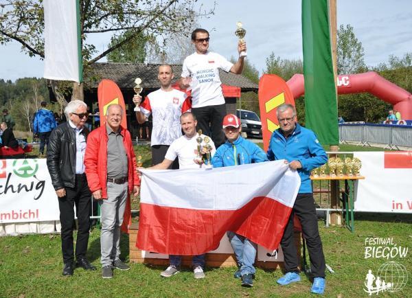 Puchar Europy Nordic Walking w Ferlach, Austria (5-6.10.2019)