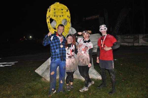 Halloween Masakrator w Katowicach (3.11.2018)