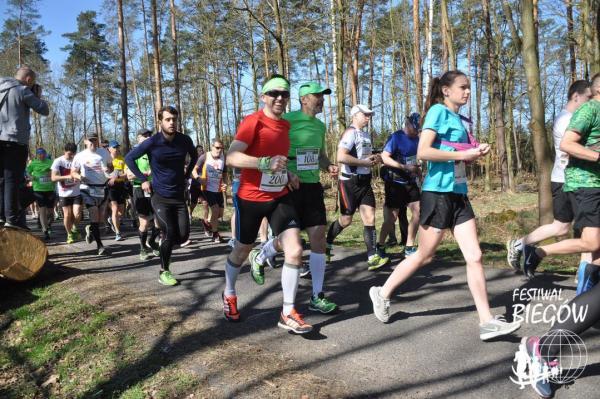 3. Kuźniański Półmaraton Leśny RAFAMET (14.4.2018)