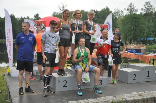 Puchar Górnego Śląska w Nordic Walking w Tarnowskich Górach (16.6.2019)