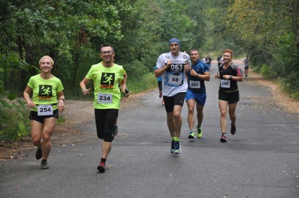 Leśne Run - jesień w Zabrzu (17.9.2016)