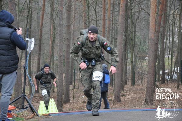15. Maraton Komandosa w Lublińcu (24.11.2018)
